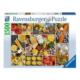 Tészták 1500 darabos puzzle Itt egy ajánlat található, a bővebben gombra kattintva, további információkat talál a termékről.