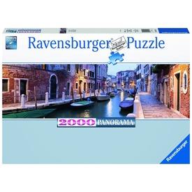 Velencei este 2000 darabos panoráma puzzle