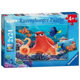 Szenilla nyomában 2 x 24 darabos puzzle Itt egy ajánlat található, a bővebben gombra kattintva, további információkat talál a termékről.