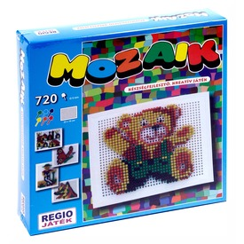 Mozaik képkirakó 720 darabos készlet Itt egy ajánlat található, a bővebben gombra kattintva, további információkat talál a termékről.