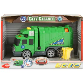 City Cleaner kukásautó hanggal Itt egy ajánlat található, a bővebben gombra kattintva, további információkat talál a termékről.