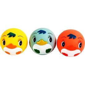 Baby Touch - Vidám madárkák labda fürdőjáték szett