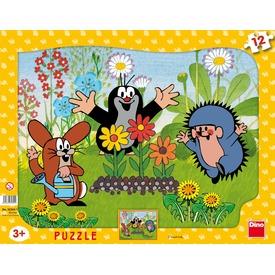 Kisvakond kertészkedik 12 darabos puzzle Itt egy ajánlat található, a bővebben gombra kattintva, további információkat talál a termékről.
