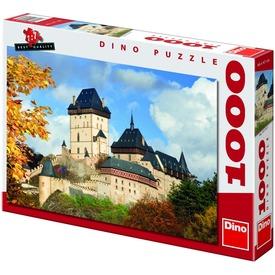 Dino puzzle: Karlstein vára 1000 db-os Itt egy ajánlat található, a bővebben gombra kattintva, további információkat talál a termékről.