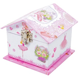 Balerina zenélő doboz Itt egy ajánlat található, a bővebben gombra kattintva, további információkat talál a termékről.