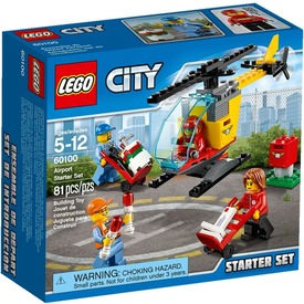 LEGO City Repülőtér kezdőkészlet 60100 Itt egy ajánlat található, a bővebben gombra kattintva, további információkat talál a termékről.