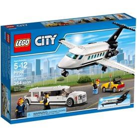 LEGO City VIP magánrepülőgép 60102 Itt egy ajánlat található, a bővebben gombra kattintva, további információkat talál a termékről.