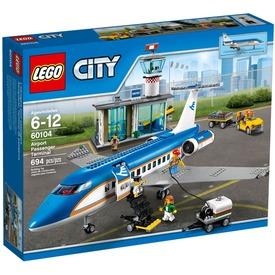 LEGO City Repülőtéri terminál 60104 Itt egy ajánlat található, a bővebben gombra kattintva, további információkat talál a termékről.