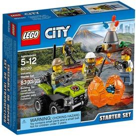 LEGO City Vulkán kezdőkészlet 60120 Itt egy ajánlat található, a bővebben gombra kattintva, további információkat talál a termékről.