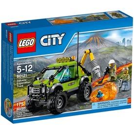 LEGO City Vulkánkutató kamion 60121 Itt egy ajánlat található, a bővebben gombra kattintva, további információkat talál a termékről.