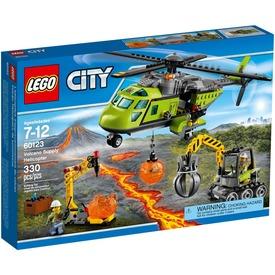 LEGO City Vulkánkutató szállítóhelikopter 60123 Itt egy ajánlat található, a bővebben gombra kattintva, további információkat talál a termékről.