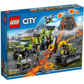 LEGO City Vulkánkutató bázis 60124 Itt egy ajánlat található, a bővebben gombra kattintva, további információkat talál a termékről.