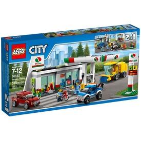 LEGO City Benzinkút 60132 Itt egy ajánlat található, a bővebben gombra kattintva, további információkat talál a termékről.