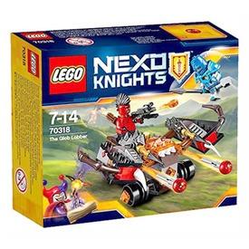 LEGO Nexo Knights Sárgolyó dobáló 70318 Itt egy ajánlat található, a bővebben gombra kattintva, további információkat talál a termékről.