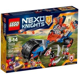 LEGO Nexo Knights Macy mennydörgő járgánya 70319 Itt egy ajánlat található, a bővebben gombra kattintva, további információkat talál a termékről.