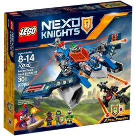 LEGO Nexo Knights Aaron Fox V2-es légszigonya 70320 Itt egy ajánlat található, a bővebben gombra kattintva, további információkat talál a termékről.