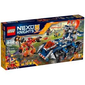 LEGO Nexo Knights Axl toronyhordozója 70322 Itt egy ajánlat található, a bővebben gombra kattintva, további információkat talál a termékről.