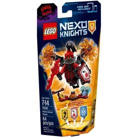 LEGO Nexo Knights Ultimate Magmar tábornok 70338 Itt egy ajánlat található, a bővebben gombra kattintva, további információkat talál a termékről.