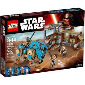 LEGO® Star Wars Összecsapás a Jakku bolygón 75148 Itt egy ajánlat található, a bővebben gombra kattintva, további információkat talál a termékről.