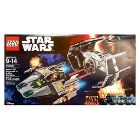 LEGO Star Wars Darth Vader TIE Fighter vs. A-Wing 75150