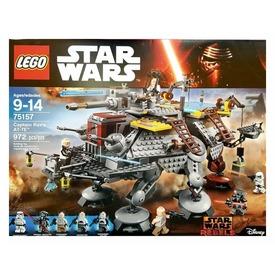 LEGO Star Wars Rex kapitány AT-TE lépegetője 75157 Itt egy ajánlat található, a bővebben gombra kattintva, további információkat talál a termékről.