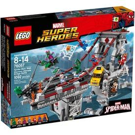 LEGO Super Heroes Pókember utolsó csatája a hídon 76057 Itt egy ajánlat található, a bővebben gombra kattintva, további információkat talál a termékről.