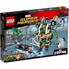 LEGO Super Heroes Pókember Doc Ock csápcsapdája 76059 Itt egy ajánlat található, a bővebben gombra kattintva, további információkat talál a termékről.