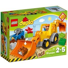 LEGO DUPLO Árokásó rakodó 10811 Itt egy ajánlat található, a bővebben gombra kattintva, további információkat talál a termékről.