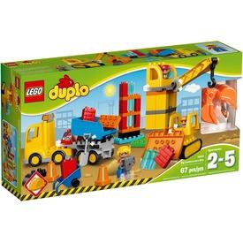 LEGO® DUPLO Nagy építkezés 10813 Itt egy ajánlat található, a bővebben gombra kattintva, további információkat talál a termékről.