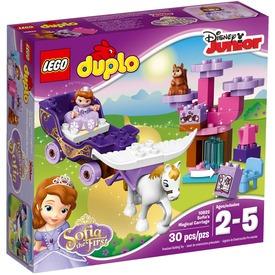 LEGO DUPLO Szófia hercegnő varázslatos hintója 10822 Itt egy ajánlat található, a bővebben gombra kattintva, további információkat talál a termékről.