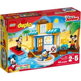 LEGO DUPLO Miki egér tengerparti háza 10827 Itt egy ajánlat található, a bővebben gombra kattintva, további információkat talál a termékről.
