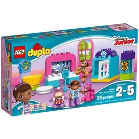 LEGO DUPLO Doktor Plüssi kisállat rendelője 10828 Itt egy ajánlat található, a bővebben gombra kattintva, további információkat talál a termékről.