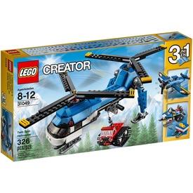 LEGO Creator Ikerrotoros helikopter 31049 Itt egy ajánlat található, a bővebben gombra kattintva, további információkat talál a termékről.