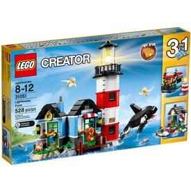 LEGO Creator Világítótorony 31051 Itt egy ajánlat található, a bővebben gombra kattintva, további információkat talál a termékről.