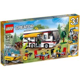 LEGO Creator Hétvégi kiruccanás 31052 Itt egy ajánlat található, a bővebben gombra kattintva, további információkat talál a termékről.