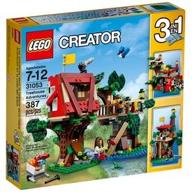 LEGO Creator Kalandok a lombházban 31053 Itt egy ajánlat található, a bővebben gombra kattintva, további információkat talál a termékről.