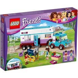 LEGO Friends Állatorvosi lószállító 41125 Itt egy ajánlat található, a bővebben gombra kattintva, további információkat talál a termékről.