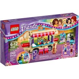 LEGO Friends Vidámparki hotdog árusító kocsi 41129 Itt egy ajánlat található, a bővebben gombra kattintva, további információkat talál a termékről.