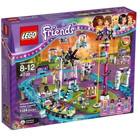 LEGO® Friends Vidámparki hullámvasút 41130 Itt egy ajánlat található, a bővebben gombra kattintva, további információkat talál a termékről.