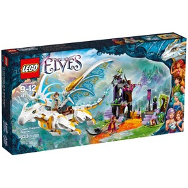 LEGO Elves A sárkánykirálynő megmentése 41179 Itt egy ajánlat található, a bővebben gombra kattintva, további információkat talál a termékről.