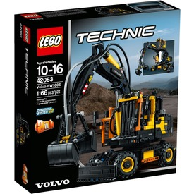 LEGO Technic Volvo EW 160E markológép 42053 Itt egy ajánlat található, a bővebben gombra kattintva, további információkat talál a termékről.
