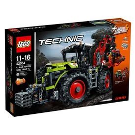 LEGO Technic Claas Xerion 5000 traktor 42054 Itt egy ajánlat található, a bővebben gombra kattintva, további információkat talál a termékről.