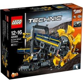 LEGO® Technic Lapátkerekes kotrógép 42055