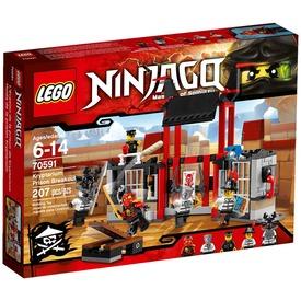 LEGO Ninjago Szökés a Kriptárium börtönből 70591 Itt egy ajánlat található, a bővebben gombra kattintva, további információkat talál a termékről.