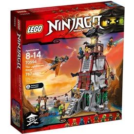 LEGO Ninjago A világítótorony ostroma 70594 Itt egy ajánlat található, a bővebben gombra kattintva, további információkat talál a termékről.