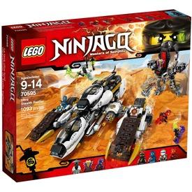 LEGO Ninjago Ultra lopakodó támadó 70595 Itt egy ajánlat található, a bővebben gombra kattintva, további információkat talál a termékről.