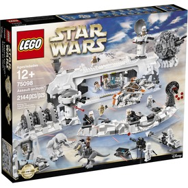 LEGO Star Wars Támadás a Hoth-bolygón 75098 Itt egy ajánlat található, a bővebben gombra kattintva, további információkat talál a termékről.