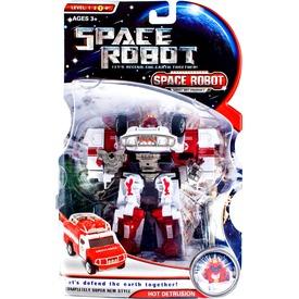 Space Robot átalakítható robot - többféle Itt egy ajánlat található, a bővebben gombra kattintva, további információkat talál a termékről.