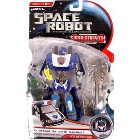 Space Robot zenélő és világító robot - többféle