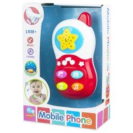 Zenélő mobiltelefon bébijáték Itt egy ajánlat található, a bővebben gombra kattintva, további információkat talál a termékről.